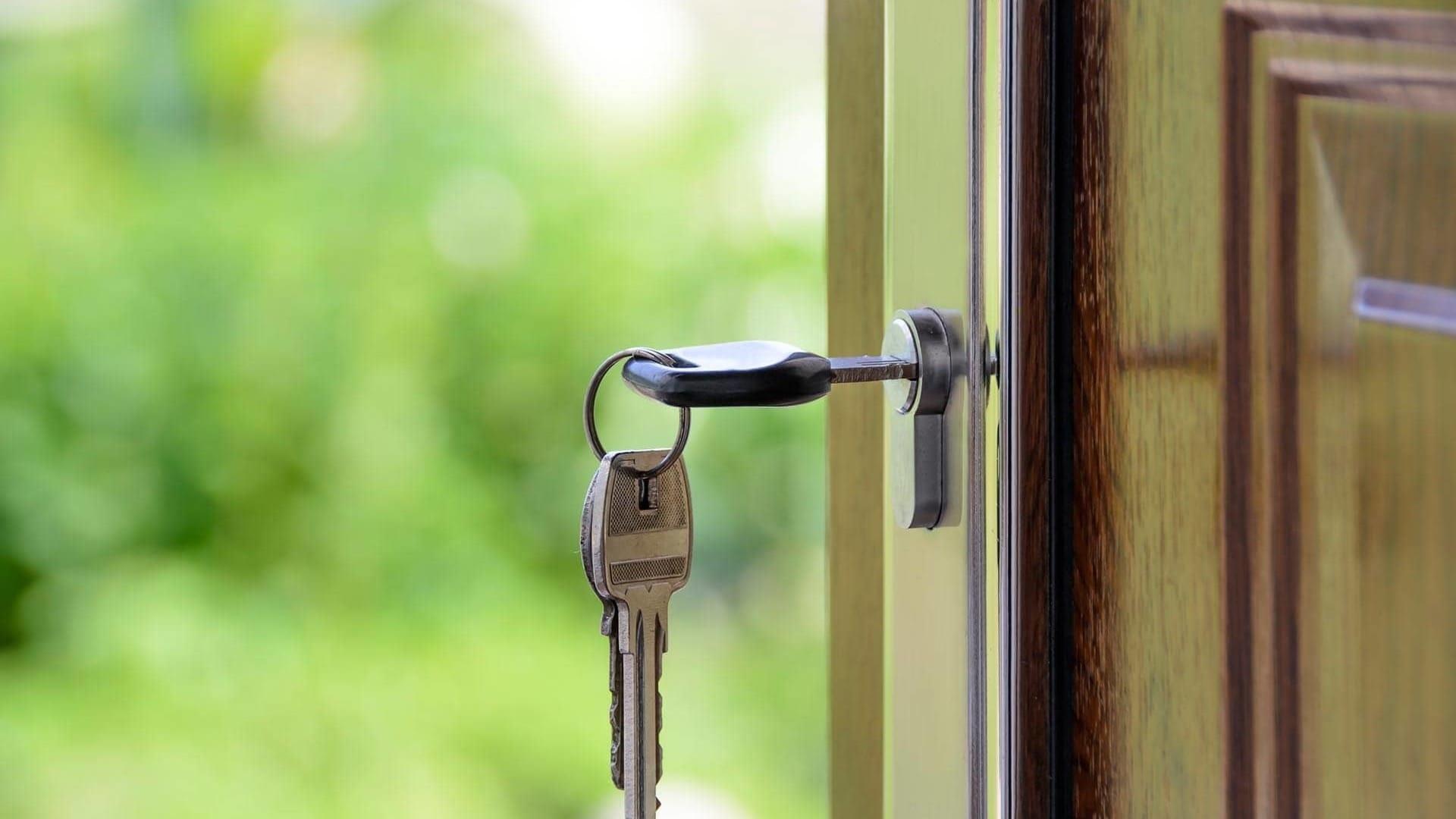 Eseguito accesso in contrada Alcovia - Palagonia. Immobile libero