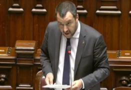 Salvini: più pe...